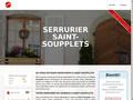 Serrurier Saint-soupplets