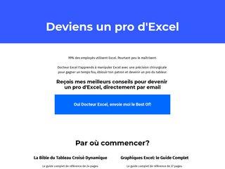 Apprendre Excel
