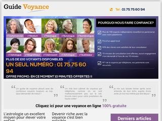 Guide Voyance
