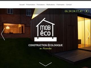 MOBéco : contruction bois - Beauvais (60)