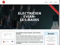 Electricien Evian-les-bains
