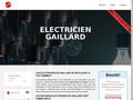 Electricien Gaillard