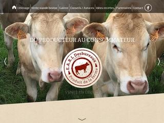 Vente directe de viande - HERLIN-LE-SEC (62)