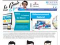 Agence web Legeniedunet: Création de site internet à Srasbourg