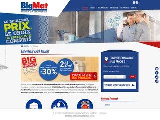 BigMat, matériaux de construction