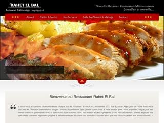 Restaurant Rahet El Bal à Alger