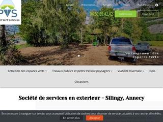 Entretien d'espace vert Chambéry
