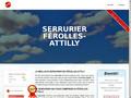 Serrurier Férolles-Attilly