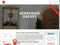 Serrurier Gressy