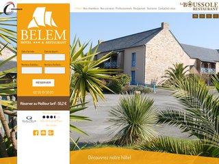 Hôtel BELEM à saint Malo