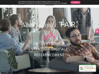 Fair : web agence à Nantes