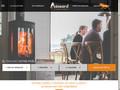 Spécialiste du poêle à bois & cheminée scandinave - Aäsgard