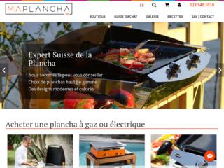 Ma Plancha : vente en ligne de planchas