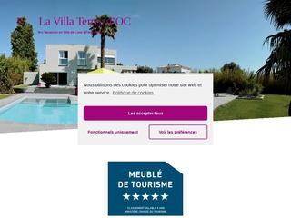 Vacances Villa Luxe Perpignan
