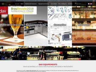 Vente d'équipement de Bar et restaurant