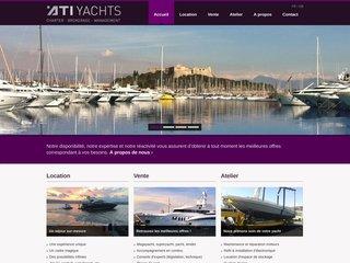 Source ATI Yachts