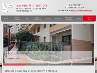 Bureau et Création