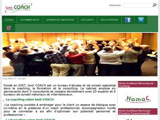 Coaching personnel au Maroc, Cabinet de coaching au Maroc