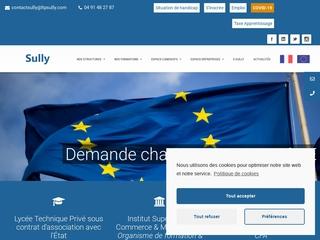 Lycée Sully : formation en alternance et apprentissage à Marseille
