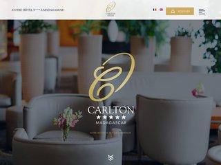 hotel carlton avec piscine antananarivo