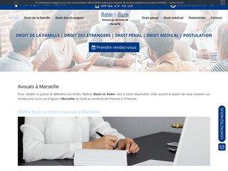 Droit du préjudice corporel à Marseille