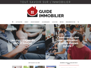 Guide immobilier