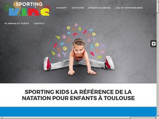 Sporting Kids