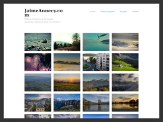 J'aime Annecy, blog photo