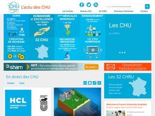 Centre hospitalier : Réseau-CHU