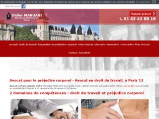 Défense contre les licenciements avec un avocat à Paris