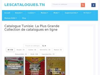 Catalogue Tunisie