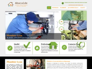 Abacaide : le spécialiste idéal pour vos travaux de plomberie à prix étudiés