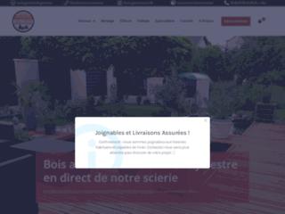 Only bois – lambourde pin autoclave pour vos aménagements extérieures