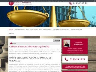 Avocat au barreau de Versailles à Mantes-la-Jolie