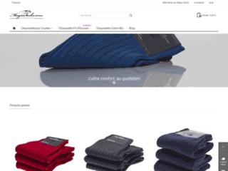 Chaussettes en fil d'Ecosse