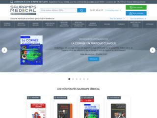 Plateforme commerciale des livres médicaux