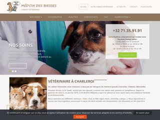 Vétérinaire Charleroi