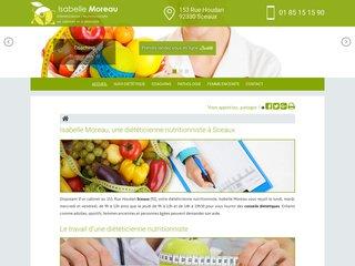 Le cabinet de suivi diététique à Sceaux