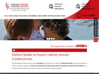 Cabinet d'avocat en baux commerciaux à Valenciennes