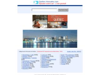 Québec Annuaire