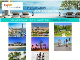 Expat City Service : aide à l'expatriation des francophones
