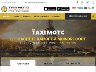 Taxi Moto - Service rapide