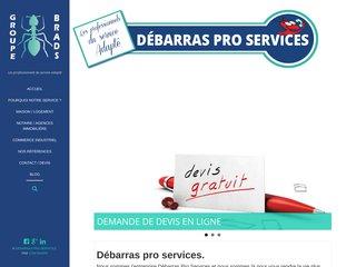 Débarras Pro Services : débarras de maison