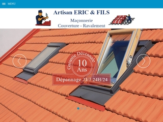 Artisan Couvreur Eric & Fils - Versailles (78)