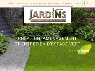 Création et aménagement d'espaces verts Senlis (60)