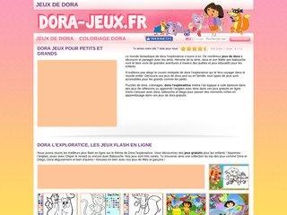 Portail de ton héroïne Dora