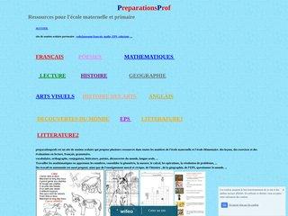 preparationprof soutien scolaire