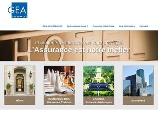 Assurance hôtel-restaurant - Multirisque château