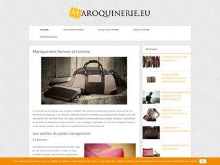 Maroquinerie cuir