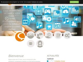 MEDIAPRODX, agence web en Vendée
